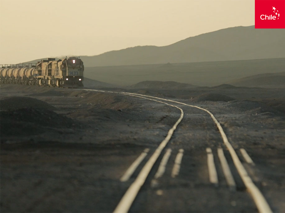 Caminos | Marca Chile | Toolkit