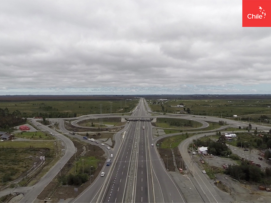 Carreteras de Chile | Marca Chile | Toolkit