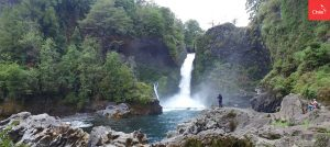 Cascada en Huilo Huilo | Toolkit | Marca Chile