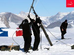 Científicos en La Antártica   Toolkit   Marca Chile