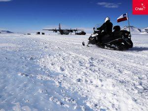 Trabajo científico en La Antártica   Toolkit   Marca Chile